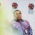 pandu Sjahrir BEI IDX