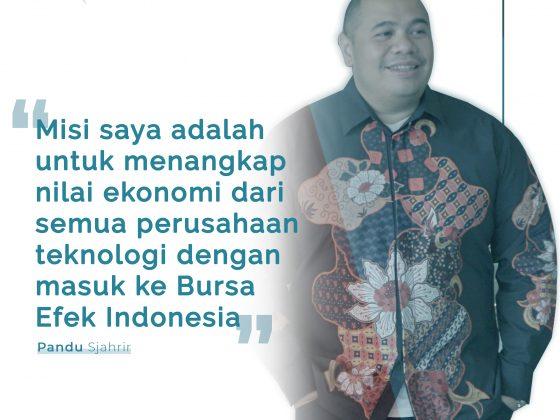 Bursa Efek Indonesia mengincar perusahaan teknologi melantai di pasar modal