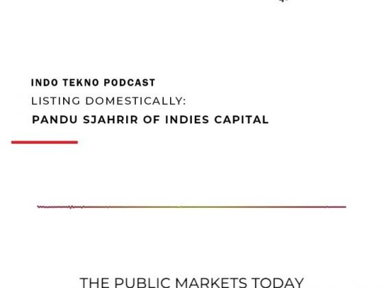 Podcast with Indo Tekno: Listing Technology Company on the Indonesia Stock Exchange