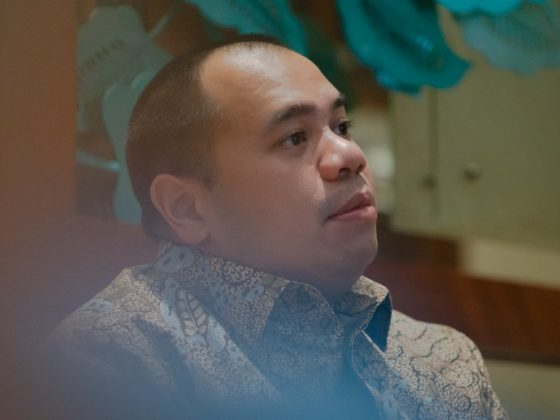Pandu Sjahrir talk about The young generation's participation in Indonesian Stock Market