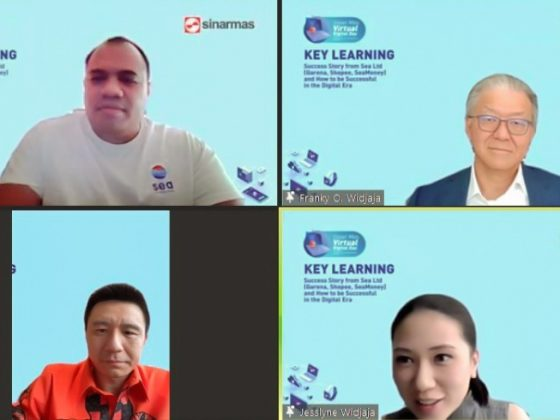 Sharing about Shopee's Journey to Sinarmas Leaders