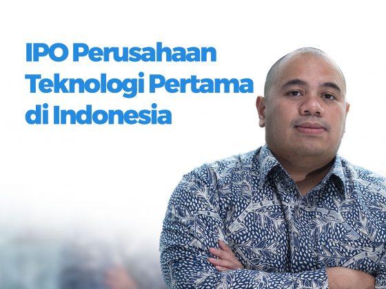 Pandu Sjahrir on Bukalapak IPO
