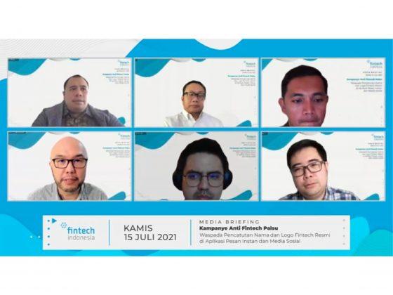 "Aftech launched the campaign ""Anti Fintech Palsu"" (Anti-Fake Fintech)"
