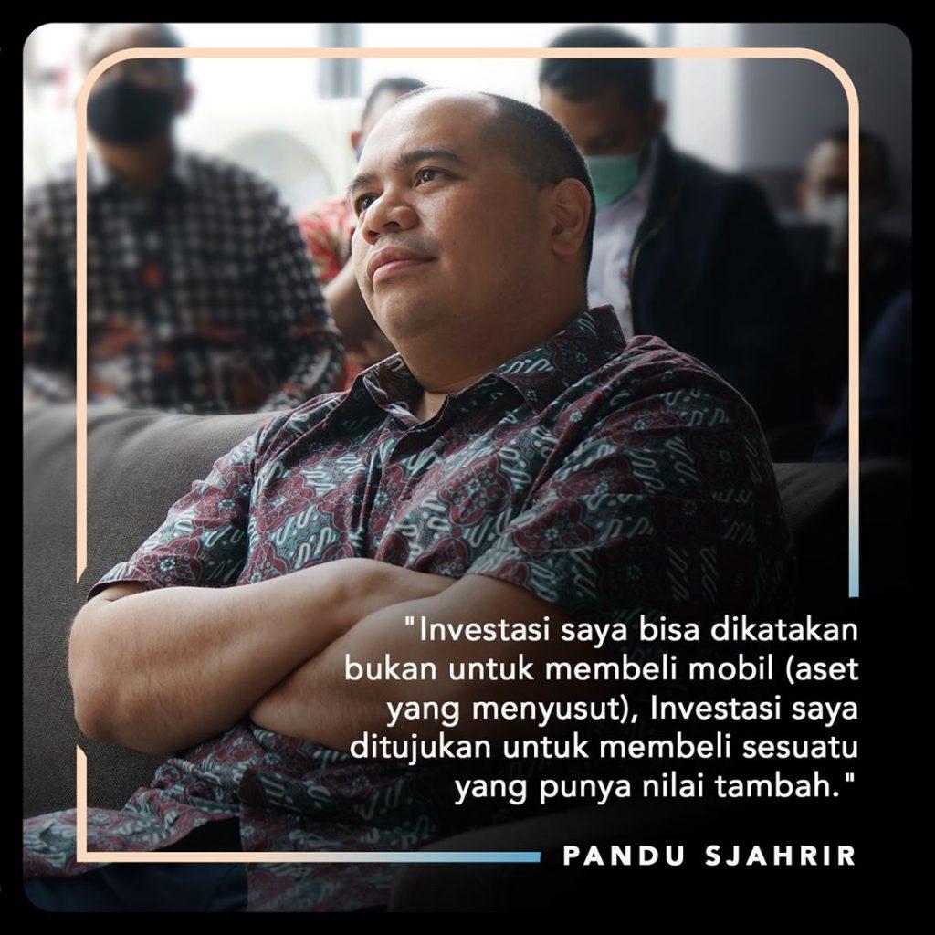 pandu sjahrir quotes investasi1