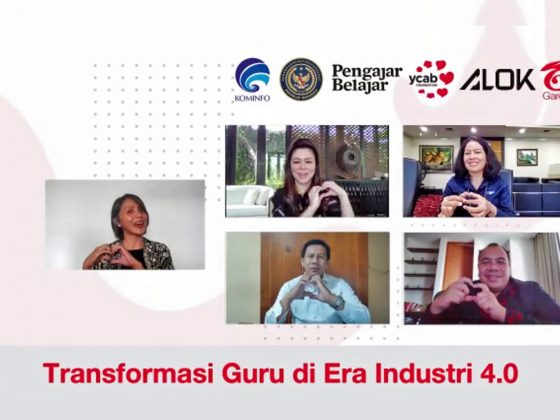Kolaborasi Garena, YCAB Foundation dan DJ Alok dalam program guru digital