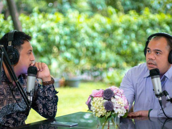 Pandu Sjahrir Berbicara Mengenai Adopsi Digital pada Masyarakat Indonesia