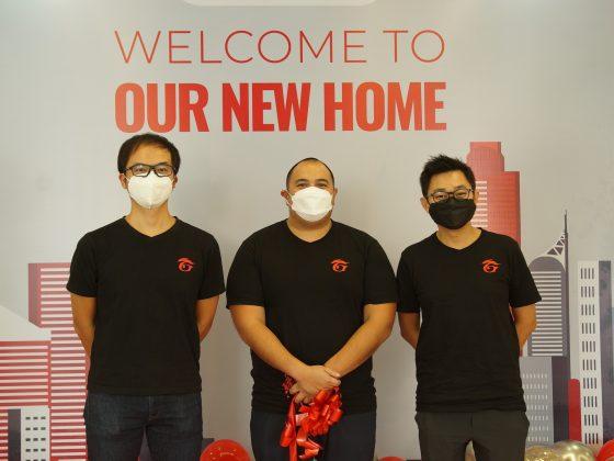 Foto Bersama Persemian Rumah Baru Untuk Garena Indonesia