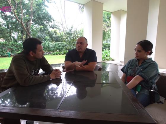 Bersama Keluarga Muda Raffi Ahmad bicarin Investasi di