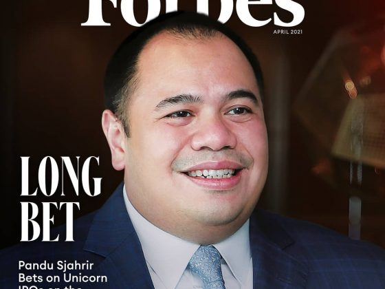 Forbes Indonesia in April issues
